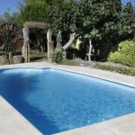 piscina casa rural monfragüe
