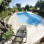 piscina de temporada verano