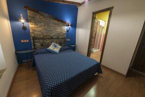 Dormitorio de Casa Rural en Plasencia Hotel Malpartida de Plasencia
