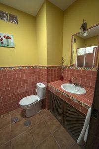 Baño de Casa Rural en Plasencia Hotel Malpartida de Plasencia