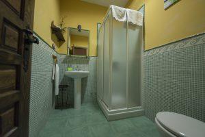 Baño Casa Rural en Plasencia Hotel Malpartida de Plasencia