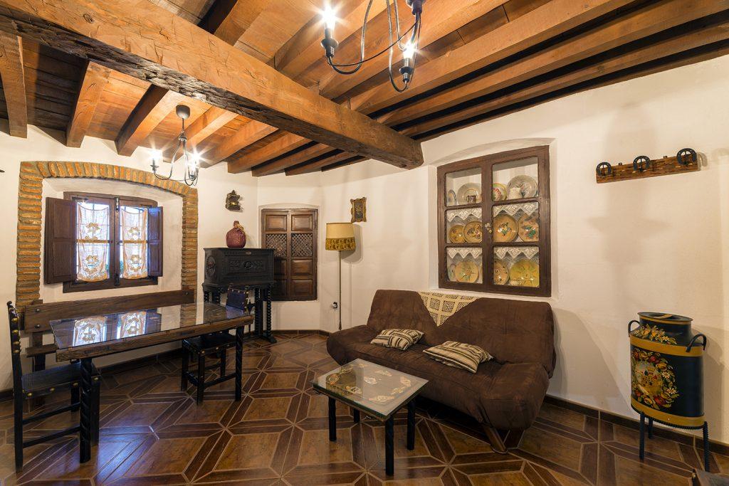 Mirador apartamentos rurales la solana - Casa rural monfrague ...