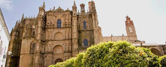 plasencia catedral casa rural monfragüe