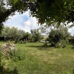 jardín apartamentos rurales