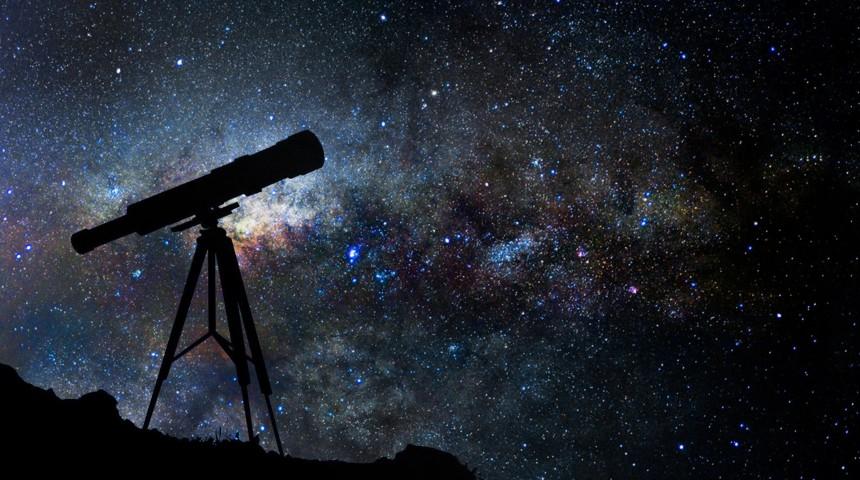 astronomía cielos monfragüe