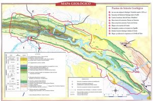 geología monfragüe