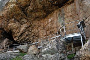 cueva chiquita cañamero