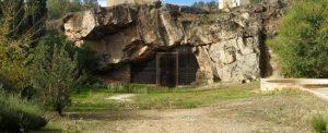 maltravieso caceres ciudades Patrimonio entrada cueva
